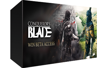 Conqueror's Blade Closed Beta Key Giveaway (NA Only)