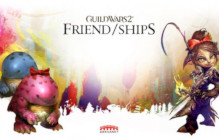 Guild Wars 2 Friend/Ships Event Is Back With A Chance For Someone To Win A Trip To Gamescom