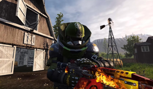H1Z1's Biggest PS4 Update Ever Will Bring the Carnage - MMO Bomb