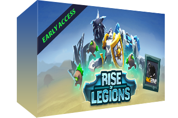 Rise of Legions Gift Key Giveaway - MMO Bomb