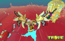 Trove's Crystal Combat Update Hits Consoles