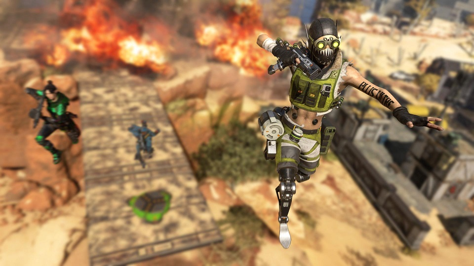 Report: Apex Legends Made $92 Million In February, While