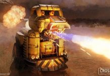 Take A Pink Elephant Or Fire-Breathing Duck Into Battle In Crossout's Random April Fool's Mode