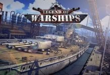 Browser-based Legends Of Warships Takes To The High Seas