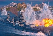 World Of Warships: Legends Launching Into Early Access April 16, Founder's Packs Up For Sale Later This Month