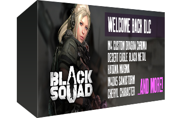 Black Squad: Steam DLC Key Giveaway