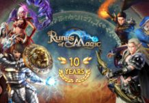 Celebrate 10 Years of Runes of Magic With The Anniversary Festival