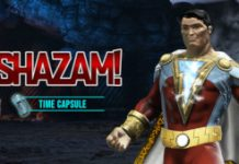 DCUO's Latest Time Capsule Is For The Shazam! Fans