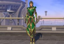 Skyforge Celebrates St. Patrick's Day By Going Green