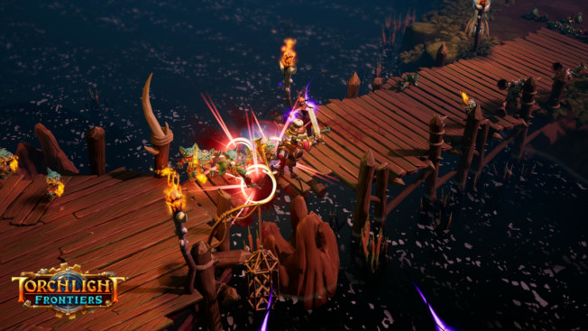 Torchlight Frontiers Closed Alpha 3 Is Now Live - MMO Bomb