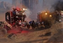 Crossout Update Includes New Open-World Campaign And PvP Map
