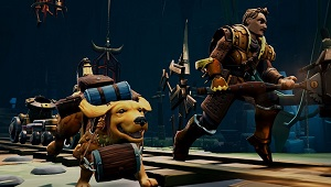 Torchlight Frontiers' New Railmaster Class Literally Brings The Pain