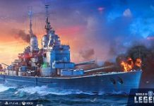 World Of Warships: Legends Now Available For PS4 And XB1