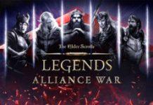 The Elder Scrolls: Legends Alliance War Expansion To Release April 15