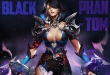 Hop Into MU Legend's Gates Of Glory Expansion And Try Out The New Black Phantom Class