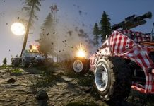 Vehicular Battle Royale notmycar Enters Free Early Access