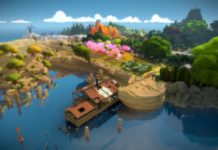 Heads Up: Snag The Witness Free On The Epic Game Store