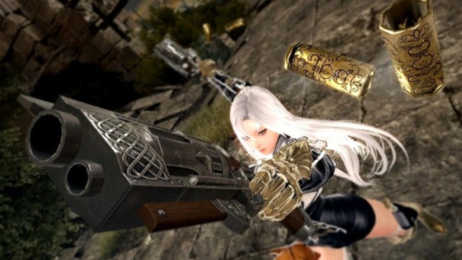 Vindictus Introduces Its 14th Character, And Guns Are Ablaze
