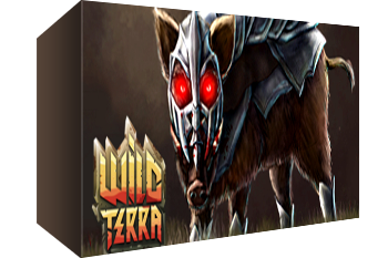 Wild Terra Online: Armored Boar Mount Key Giveaway