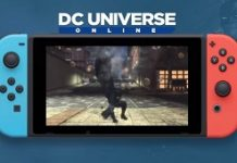DC Universe Online Coming To Nintendo Switch This Summer