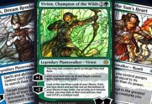 Earn Stained-Glass-Art Planeswalker Cards In MTG Arena's War of the Spark: Chronicles Event