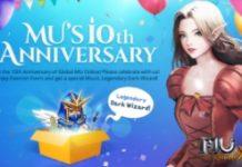 MU Online Celebrates Its 10th Anniversary