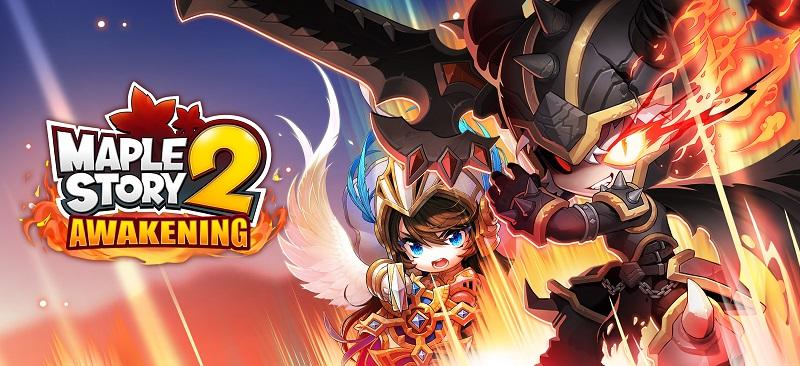MapleStory 2's Awakening Expansion Now Live, Adds Striker