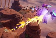 Nexon And Final Strike Games Collaborate On New Shooter Rocket Arena