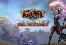 Torchlight Frontiers Revamping Skill System In Next Week's Patch