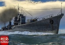 Japanese Navy Steams Into War Thunder In Next Update