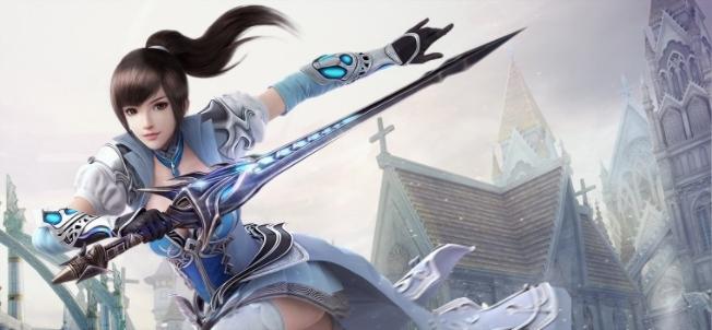 Fantasy MMO Eternal Magic Revealed - MMO Bomb