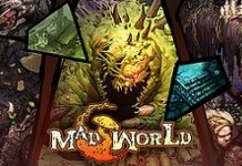 HTML5 MMORPG Mad World Going Into Second Alpha May 22