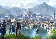 Bless Online Shutting Down In Japan In August