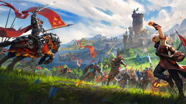 Albion online 39 s percival update will offer players more advanced customization mmo bomb - Wallpaper game hd android ...