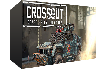 Crossout Gift Pack Key Giveaway - MMO Bomb