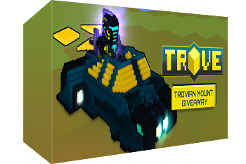 Trove: Trovian Tumber Key Giveaway