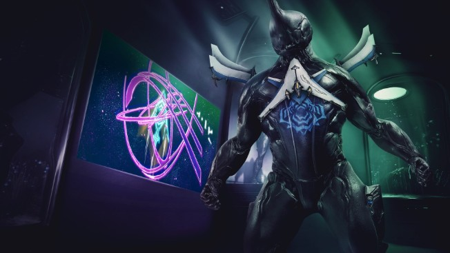 warframe giveaway 2019 digital extremes to tease something special at spider man 6401