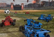 Crossout Adds Steel Championship Football And New Map