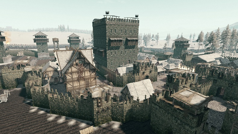 Hardcore Sandbox MMO Life Is Feudal Goes Free-To-Play - MMO Bomb