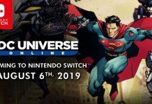 DCUO Nintendo Switch Port Arrives August 6