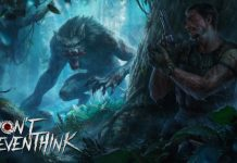 Don't Even Think's First Major Update Adds New Abilities For Both Werewolves And Humans