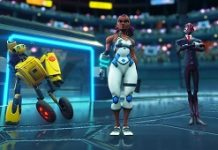 Interview: Hands-On With Futuristic Football Title Steel Circus
