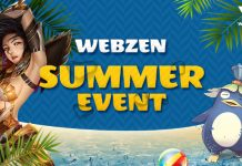 Time For Some Sun! Webzen's Summer Events Are Under Way