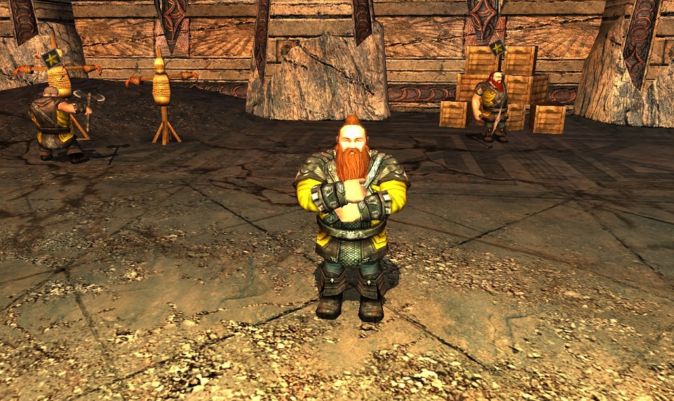 LOTRO Will Offer New Dwarf Race, As Well As Race Changes, In Next