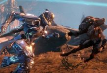 The 41st Warframe, Gauss, Arrives On PC This Week And It's Gotta Go Fast