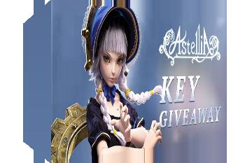 Astellia Online Closed Beta 2 Giveaway