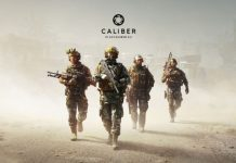Wargaming Announces New 3rd Person Shooter, Caliber