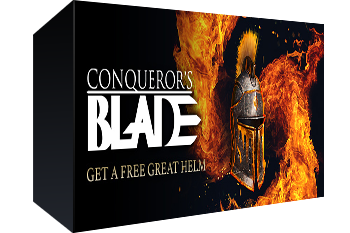 Conqueror's Blade: Crested Great Helm Key Giveaway - MMO Bomb