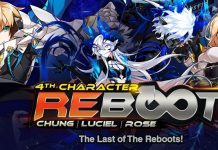 Elsword Releases Final Character Reboots, Adds Two New Dungeons