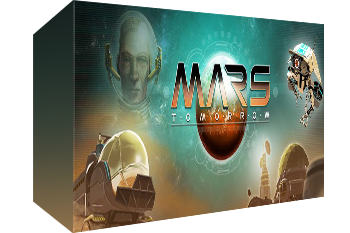 Mars Tomorrow Gift Key Giveaway